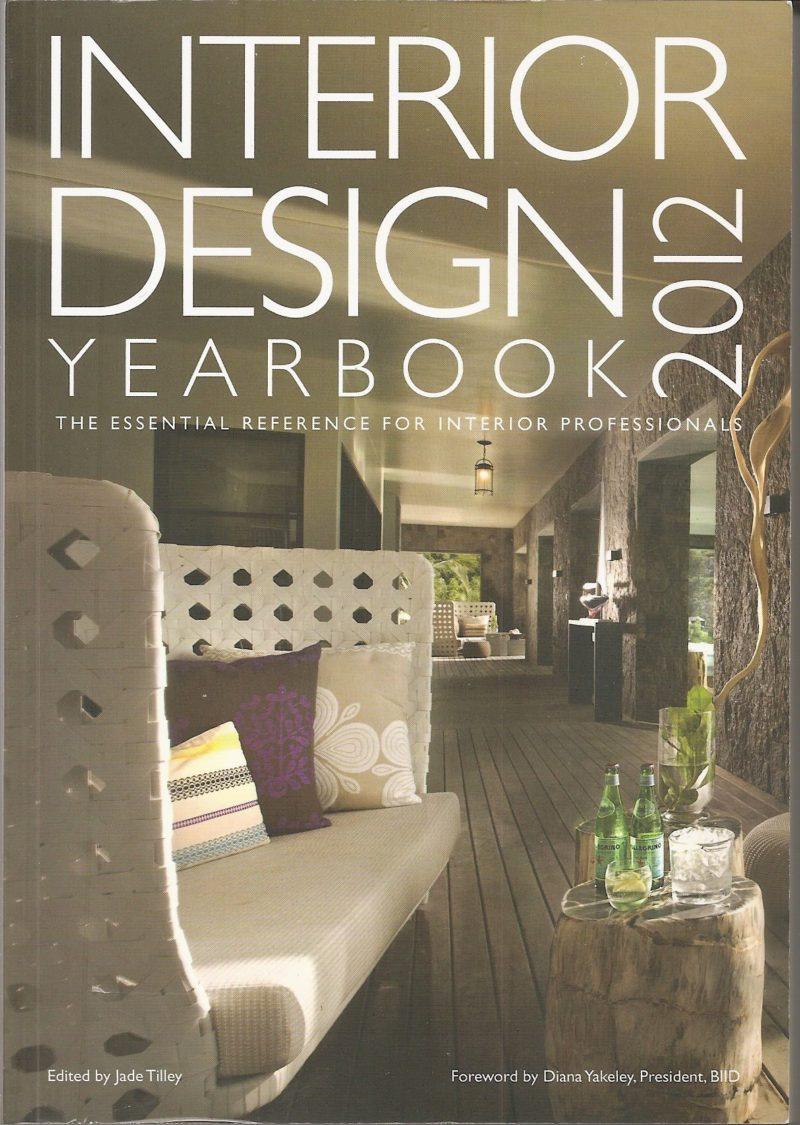 Interior Design Yearbook2012 Cover