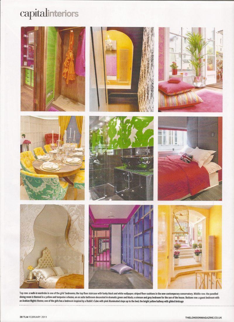 London Magazine Page3