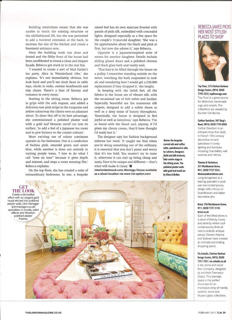London Magazine Page4