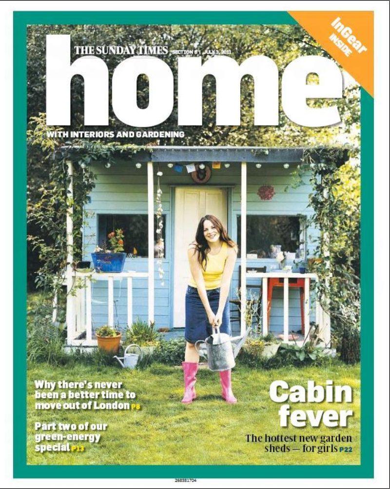 Sunday Times July3 Second Page