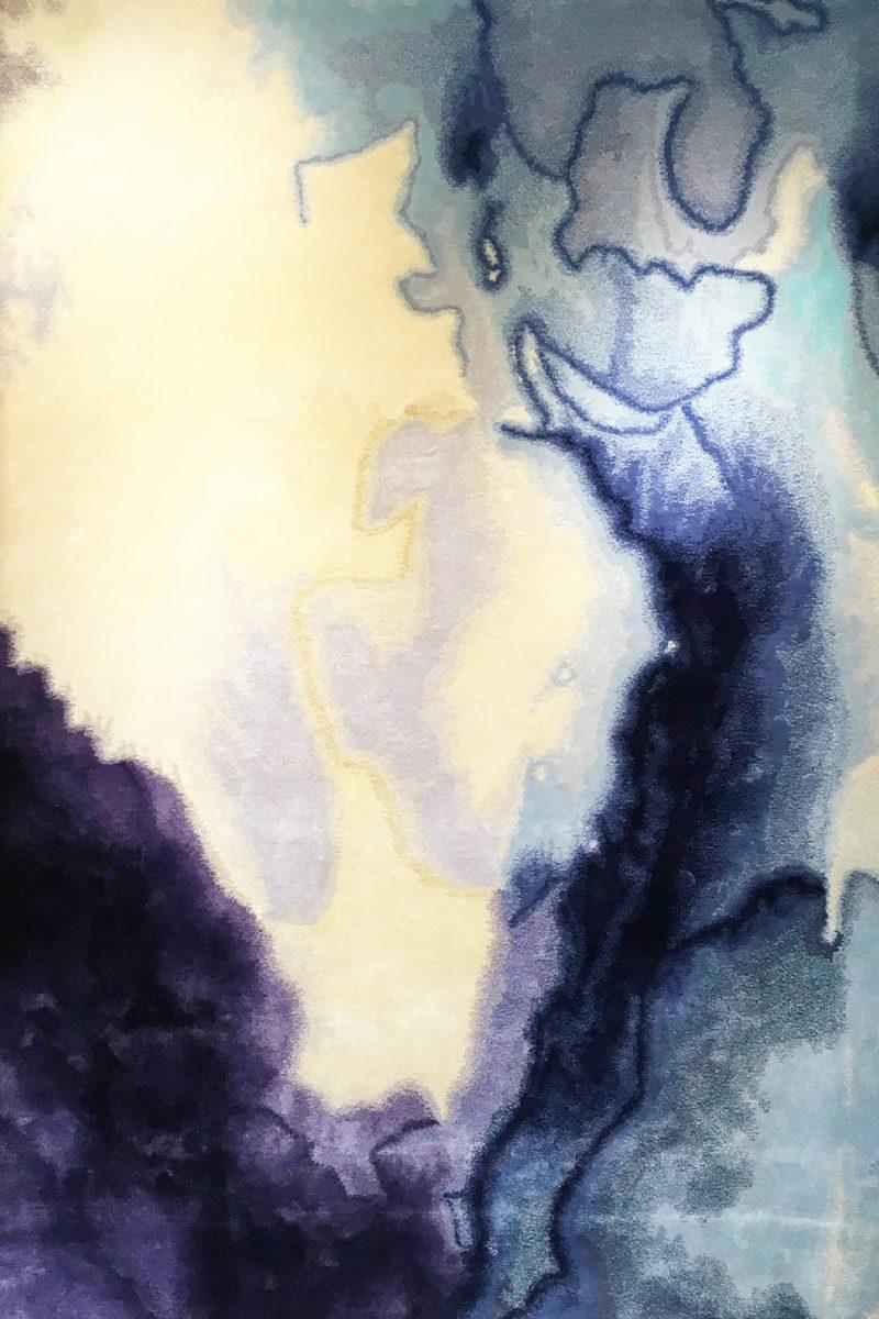 Delphine Rug Birdseye